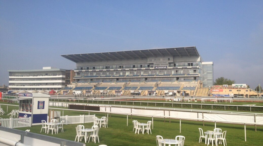 Doncaster Racecourse and St Leger