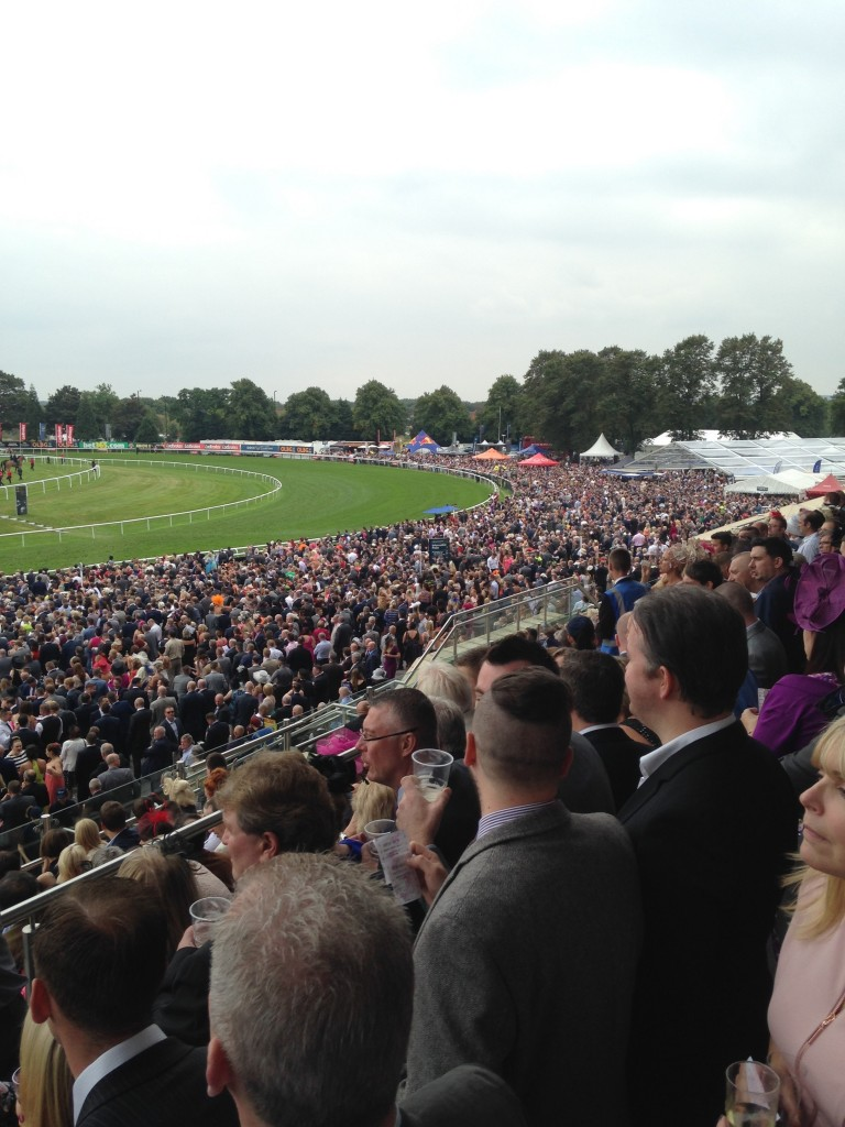 Solutions 4 Cleaning at St Leger Festival
