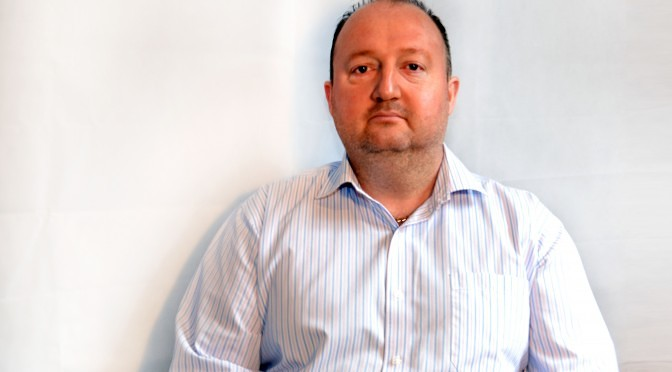 Accounts Manager: Kevin Alcock