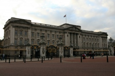 Chewing Gum and Buckingham Palace