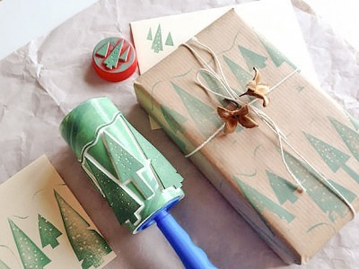 Homemade wrapping