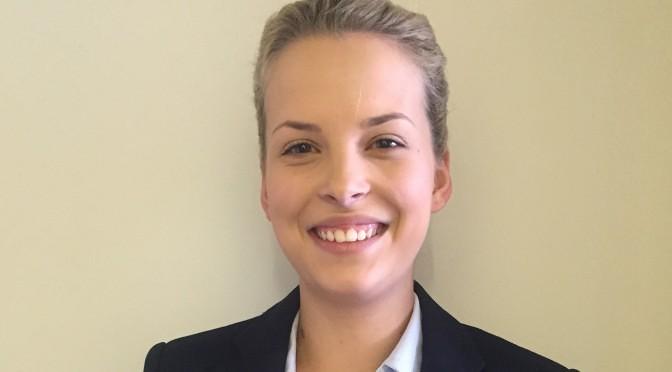 Trainee Contract Manager: Gabriella Niska