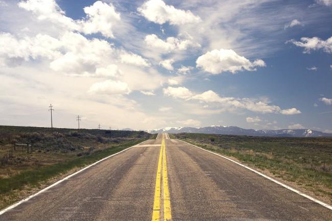 Yorkshire roads