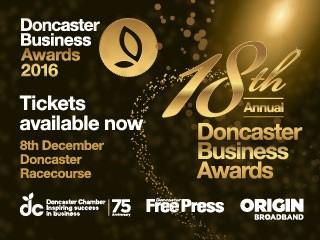 Doncaster Business Award Evening