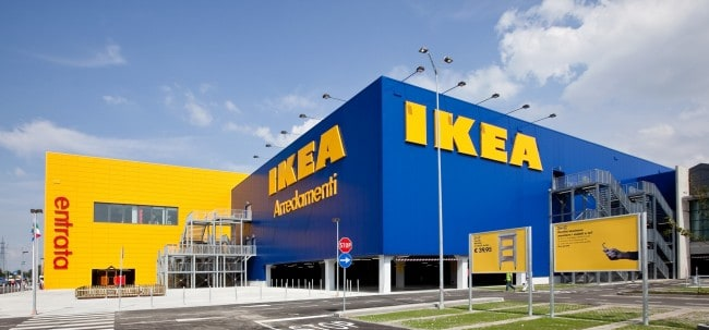 Ikea Sheffield