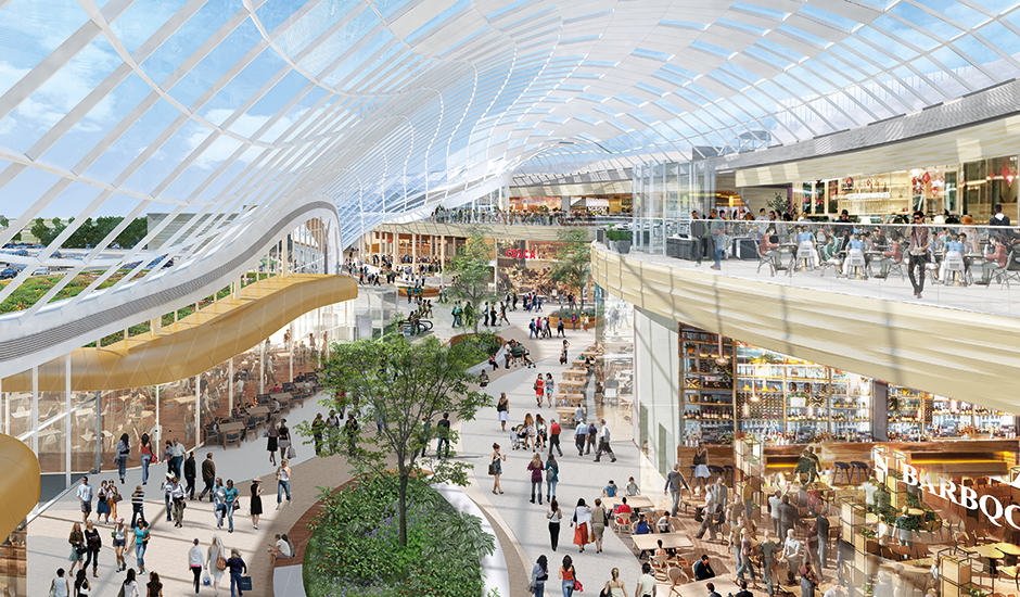Prospect changes to Meadowhall