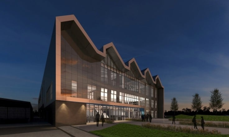Sheffield and South Yorkshire prepare for the High Speed rial college